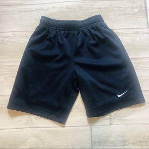 Boy's Navy Nike Athletic Shorts